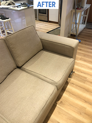 upholster cleaning hobart